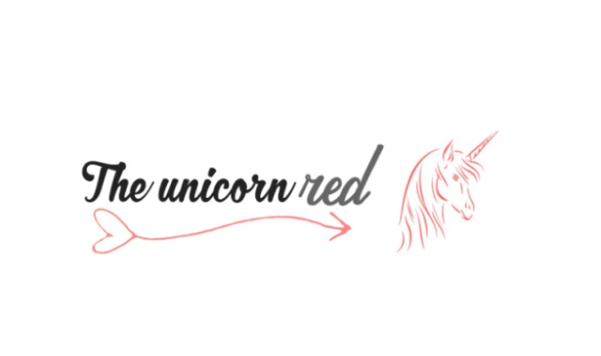 The Unicorn Red/ Jennifer Lagache