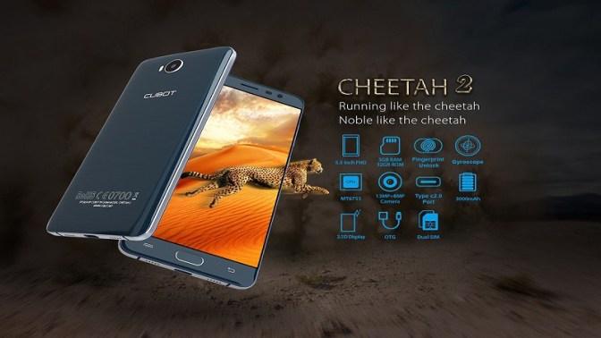 C'est dans la poche #01 : CUBOT cheetah2