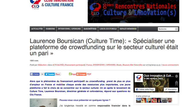 Club Innovation & Culture France