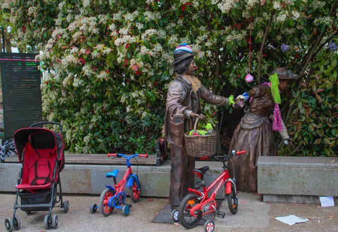 Draveil, les rues pour les enfants
