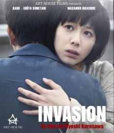 Invasion fan affiche