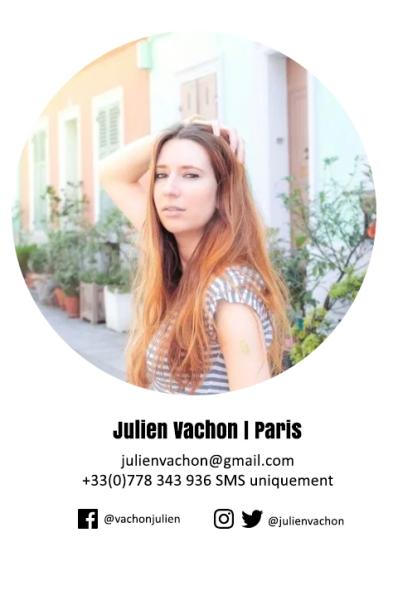 Julien vachon page