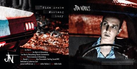 Jon norris pochette