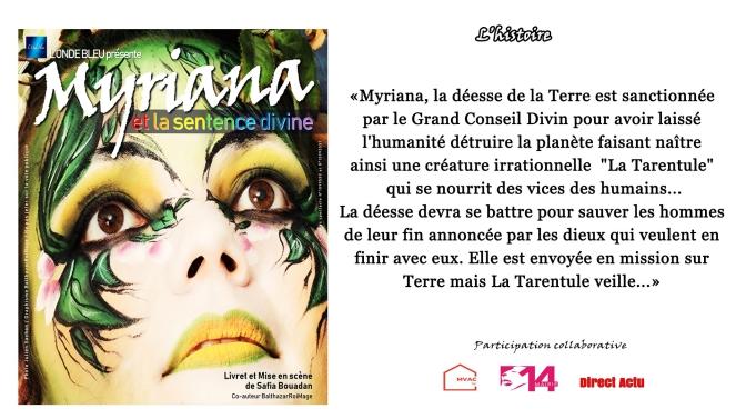 Myriana et la sentence divine