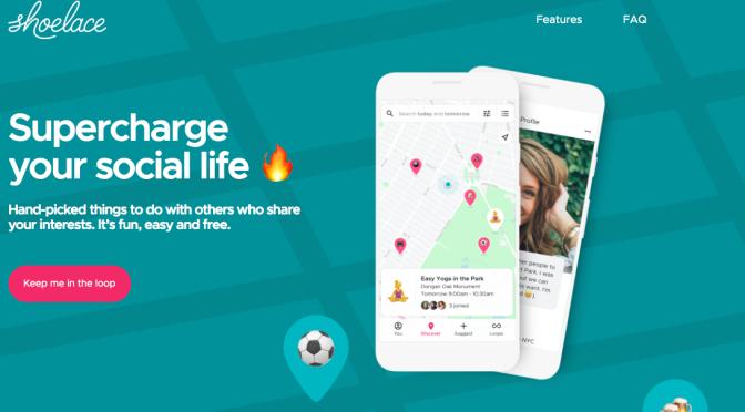 Shoelace, une nouveauté Google qui ressemble trop à Facebook locale